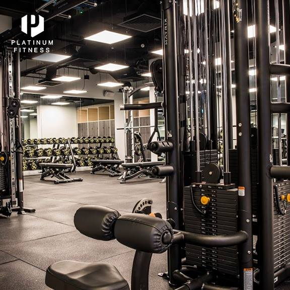 Platinum Fitness Singapore