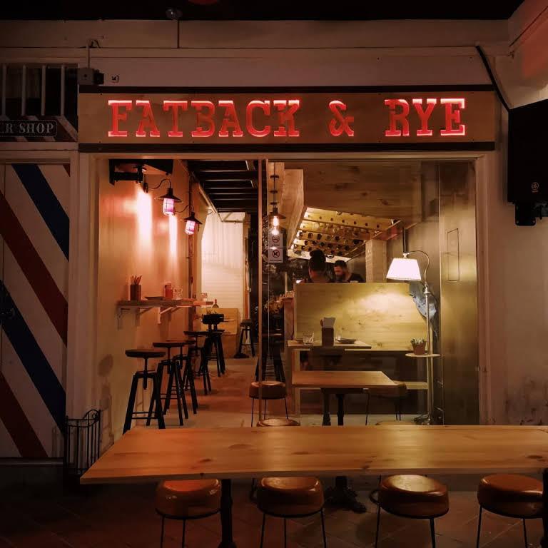 Fatback & Rye Haji Lane