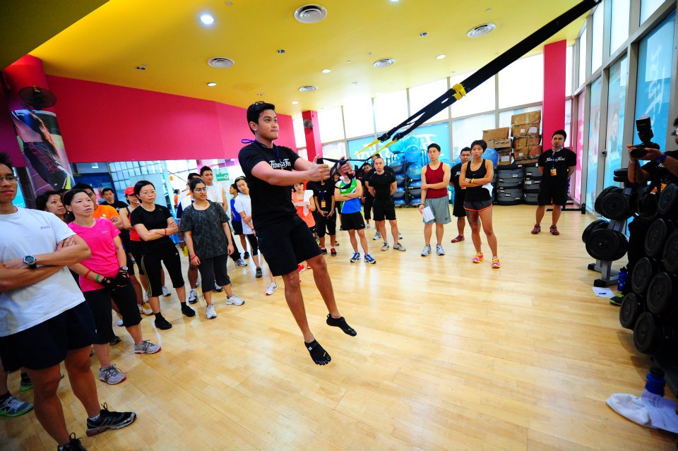 Fitness First Singapore