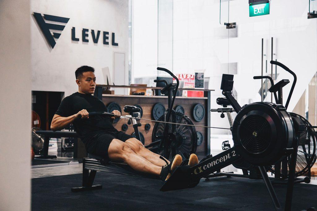 Level Gym Singapore