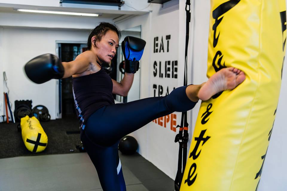 The Jungle MMA Fitness Singapore