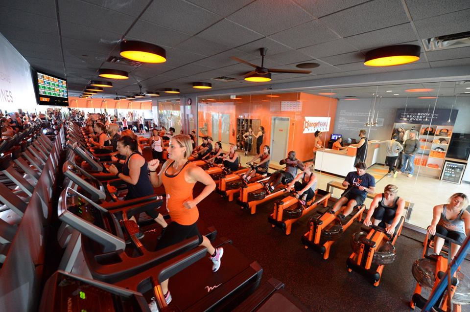 OrangeTheory Fitness Singapore