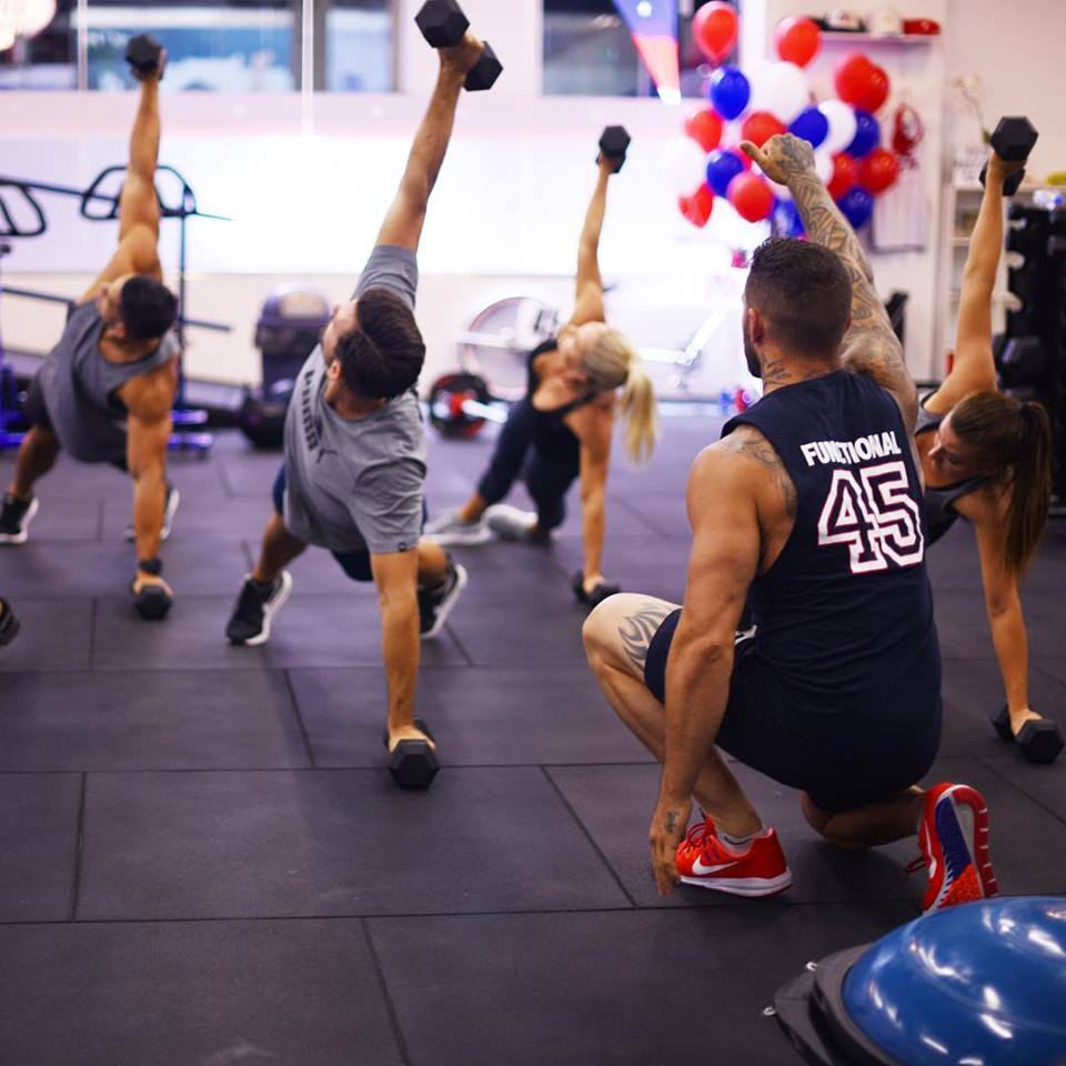 F45 Holland Village Singapore