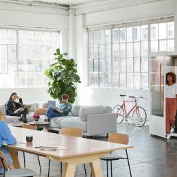 Digital Marketing Co-working space
